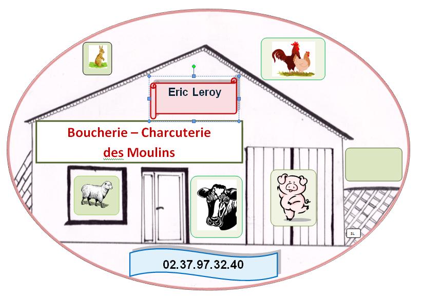 Boucherie des Moulins